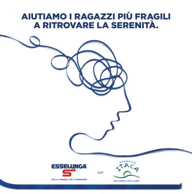 Esselunga per Fondazione Progetto Itaca Onlus